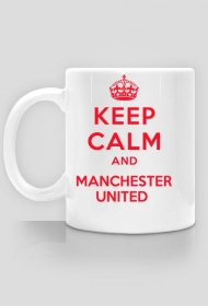Keep calm and MU Kubek