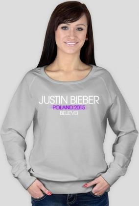 Bluza Justin Bieber Poland 2015
