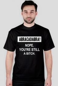 ABRACADABRA! czarna