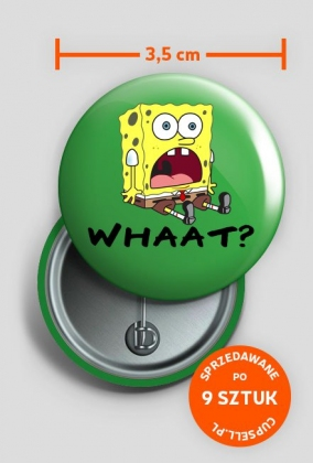 WHAAT pin
