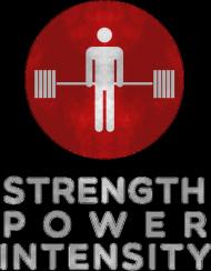 """Koszulka na siłownie bez rękawów """"Strength Power Intensity"""" 2 Kolory"""
