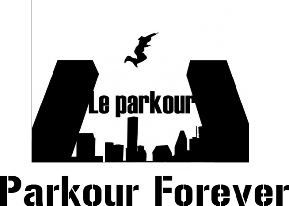 Kubek Parkour and survive zombie apocalypse