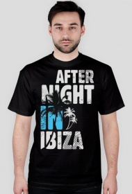Ibiza Palms After night in Ibiza Goth821BT Black GB