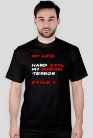 Koszulka terror style