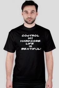 Koszulka hard life
