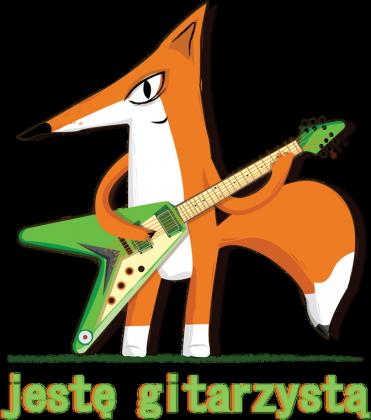 Jestę Gitarzystą