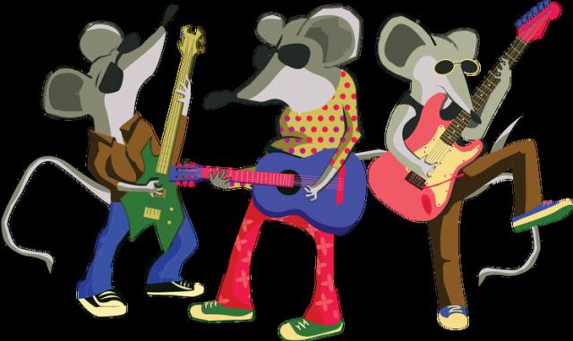 Gitarowe Myszy