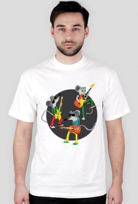 Gitarowe Myszy - koszulka