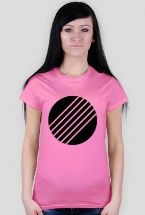 Otwór rezonansowy - koszulka damska