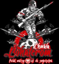 T-Shirt - Chwała Bohaterom - MixKolorów - dla Dziewczynki