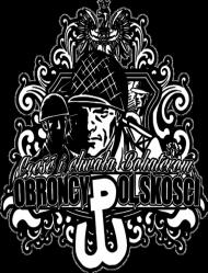 Kubek - Obrońcy Polskości - Biały