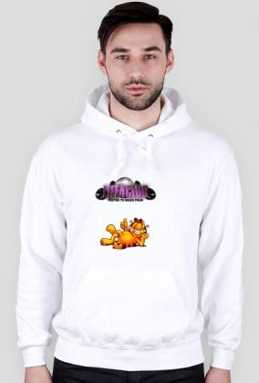 Garfield&life4club-BLUZA