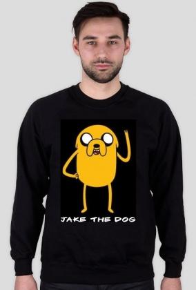 Jake the Dog Bluza Czarna