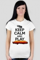 Keep Calm and NFS MW (woman)