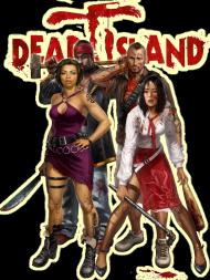 Koszulka Dead island - męska
