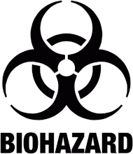 Bluza BIOHAZARD