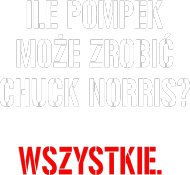 POMPKI - CHUCK NORRIS