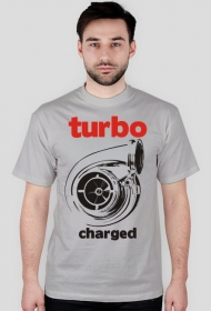 Koszulka tshirt TURBO CHARGED