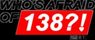 Saszetka nerka Who's afraid of 138? ASOT Armin van Buuren.