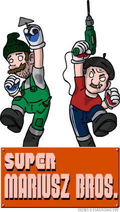 Super Bracia Mariusz