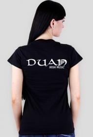 Koszulka DUAN - pacyfka - damska V