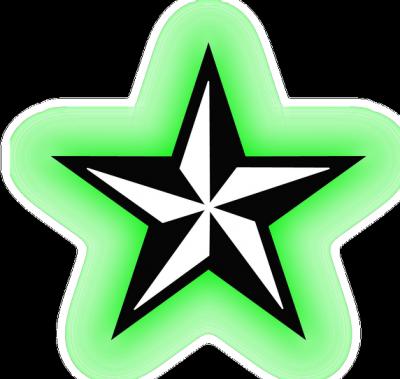 Kubek AJP Zielony