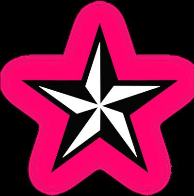 Kubek AJP Różowy