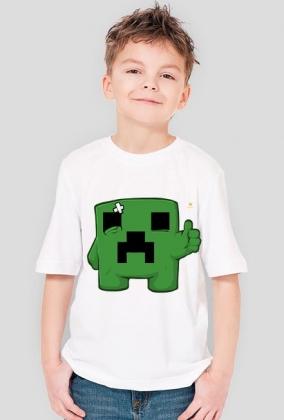 Minecraft - Koszulka (dziecięca)