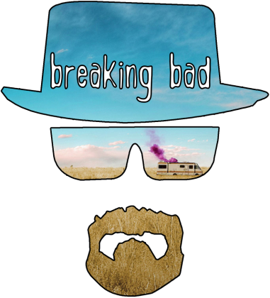 HEISENBERG (2)  - Walter White - Breaking Bad (Żeński bokserka - PtakOnline)