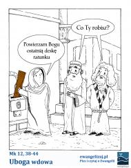satyra ewangelizczna