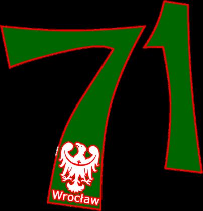 Koszulka damska Wrocław kierunkowy 71