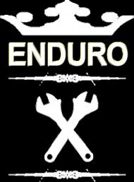 Bluza Męska Enduro (kaptur)