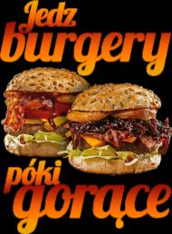 Biała lub Czarna - Jedź burgery