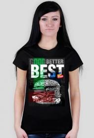Czarna - Good, better, best