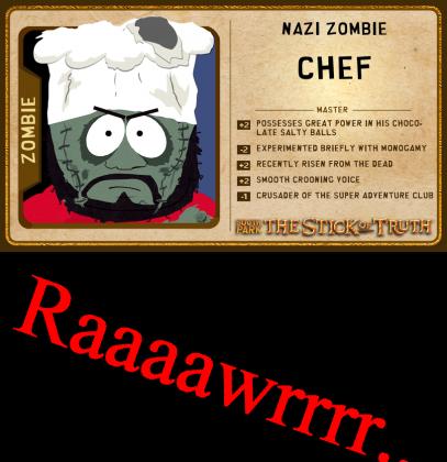 Nazi Chef