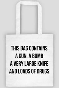 Torba biała - THIS BAG