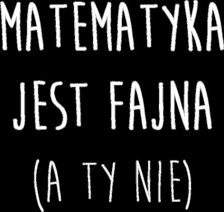 Torba czarna - FAJNA MATEMATYKA