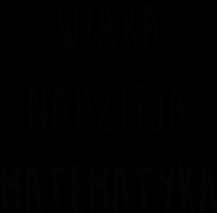 Torba biała - WIARA