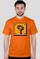 Q-Block T-shirt męski (różne kolory) [Mario]