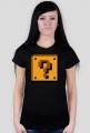 Q-Block T-shirt damski (różne kolory) [Mario]