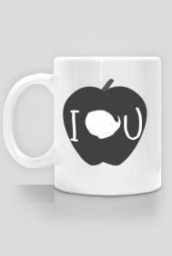 I.O.U (I owe you) mug
