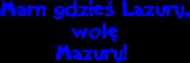 Kubek - Mazury