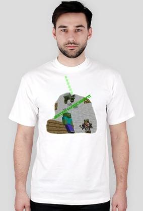 Koszulka Minecraft - Jestem Wybuchowy