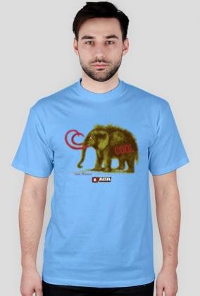 Koszulka męska - Mamut. Pada