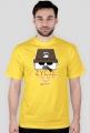 Koszulka męska - Życie to nie bajka. Pada