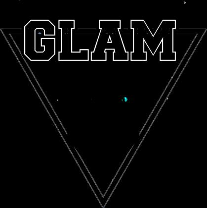 bluzka glam trójkąt damska