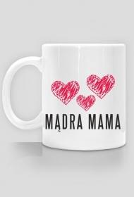 """Kubek """"Mądra Mama"""""""