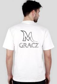 """""""M Gracz"""" - tył"""