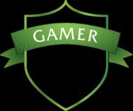 """Gamer"" - przód"
