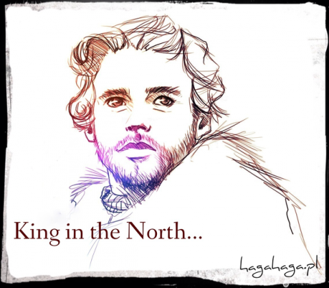 king in the north grao tron